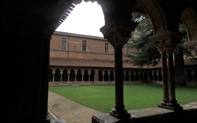 Abbaye et cloître de Moissac